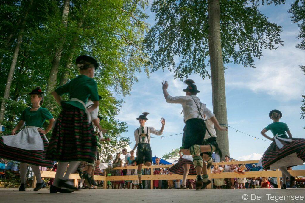Waldfest Schaftlach