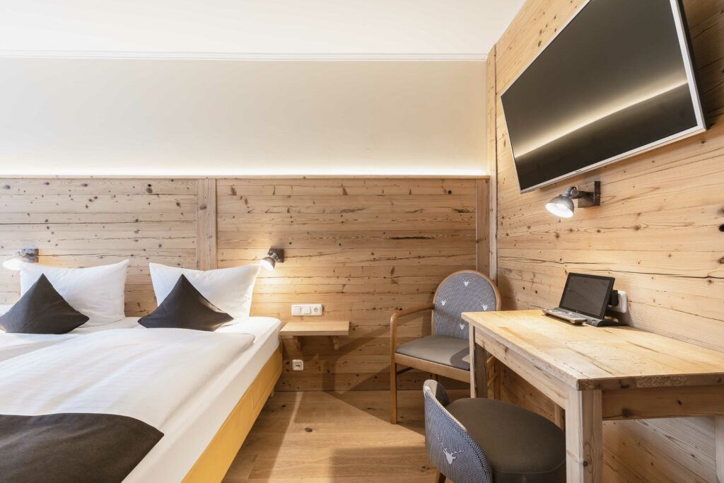 Doppelzimmer Hotel Bellevue Am Tegernsee