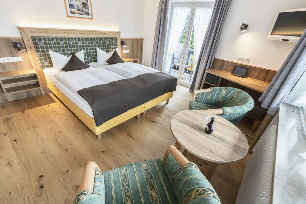 Hotel Bellevue Am Tegernsee Doppelzimmer Komfort