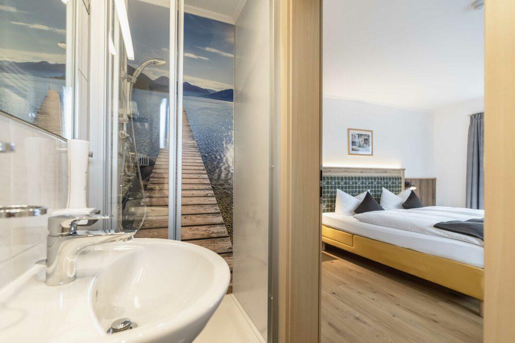 Hotel Bellevue Am Tegernsee Doppelzimmer Komfort Mit Bad