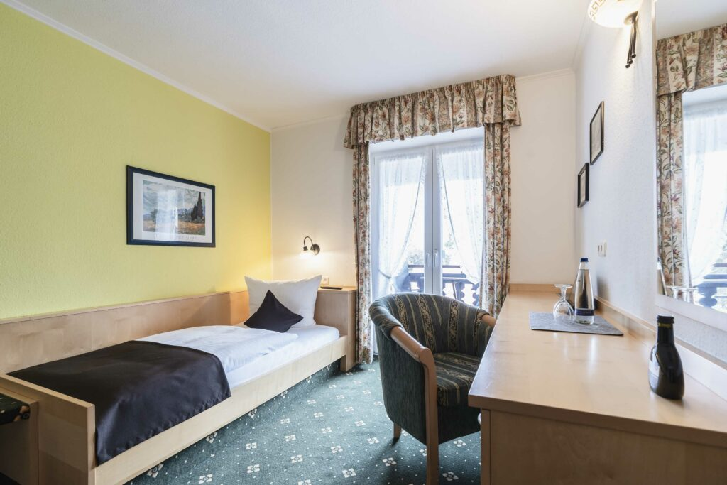 Hotel Bellevue Am Tegernsee Einzelzimmer