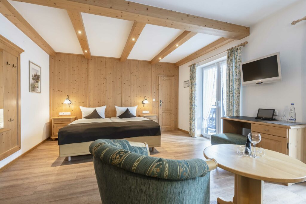 Hotel Bellevue Am Tegernsee Seeblick Studio